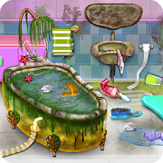 Pinky House Keeping Clean  Latest Version Download