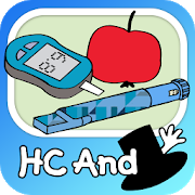 HC And - Diabetes type 1  For PC
