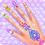Beauty Girl at Nail Salon  Latest Version Download