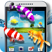 Fishes on Live Screen  Latest Version Download
