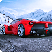 Driving Car Ferrari Game: USA City Driving  Latest Version Download
