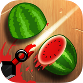 Knife Fruit Master  in PC (Windows 7, 8 or 10)