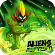 Aliens Arena: Mega Alien War Transform 1.0 Android Latest Version Download