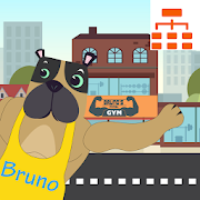 Bruno Animal Gym  in PC (Windows 7, 8 or 10)