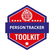 Person Tracker Toolkit App 2018