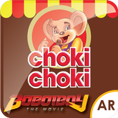 Choki-Choki AR Boboiboy Latest Version Download