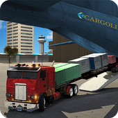 Airport Vehicle Cargo Plane Transport Truck Driver  1.0 Android for Windows PC & Mac