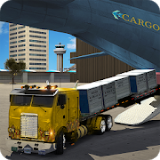 Airport Vehicle Cargo Plane Transport Truck Driver  APK 1.0