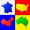 Maps of All Countries in the World: Guess Map Quiz Latest Version Download