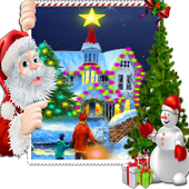 ???Christmas live wallpaper  Latest Version Download