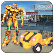 Robot Shopping Mall Taxi Driver  APK v1.0 (479)