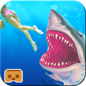 Angry Shark Attack: Hungry Fish Sea Adventure VR  Latest Version Download