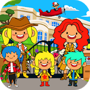 My Pretend Family Mansion - Big Friends Dollhouse  Latest Version Download