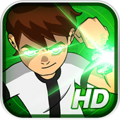 Little Ben Alien Hero - Fight Alien Flames Latest Version Download