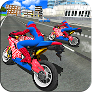 Bike Super Hero Stunt Driver Racing  Latest Version Download