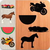 Puzzles For Toddlers - Cars Animals Fruits Vehicle Latest Version Download