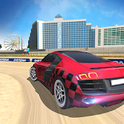 Deltona Beach Racing: Car Racing 3D  Latest Version Download