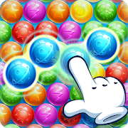 Bubble Pop Star: Shoot Match Blast Tropical Games APK