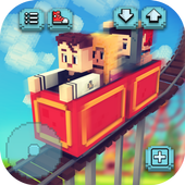 Download Theme Park Craft 1.42-minApi23 APK File for Android
