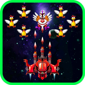 Chicken Shooter: Space Defense Latest Version Download