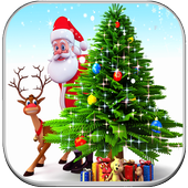 3d Merry Christmas wallpaper ??  Latest Version Download