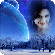 Download nature photo frame android app apk file.