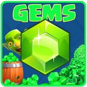 Gems clash royale Simulated Latest Version Download