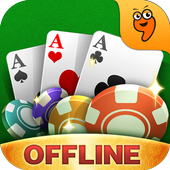 Teen Patti Offline♣Klub-The only 3patti with story  Latest Version Download