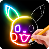Learn to Draw Glow Cartoon  Latest Version Download