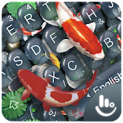 Koi Fish Keyboard Theme  Latest Version Download