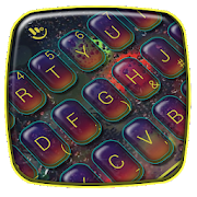 Neon Luminous Keyboard Theme  Latest Version Download
