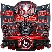 Robot Skull Keyboard Theme 6.11.17.2018 Android Latest Version Download