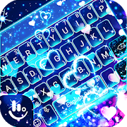 Sparkling Heart Keyboard Theme 6.6.21.2019 Android for Windows PC & Mac