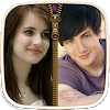 Couple Photo Zipper LockScreen APK 3.0