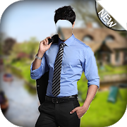 Formal Man Suit Frame APK