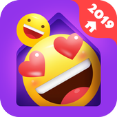 IN Launcher - Love Emojis & GIFs, Themes Latest Version Download
