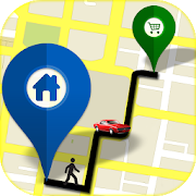 GPS Route Finder - GPS Tracker APK