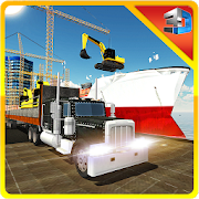 Download Heavy Machine Transporter Ship APK v1.0 for Android