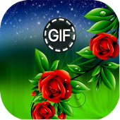 Flowers Live Animated Images gif  APK 3.5