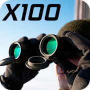 Military Super Spy Zoom Binoculars APK