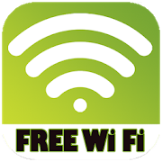 Free Wifi Connection Anywhere & Portable Hotspot app in PC