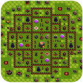 Strategies Maps for Clash of Clans  Latest Version Download