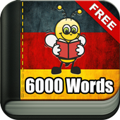 Learn German Vocabulary - 6,000 Words Latest Version Download
