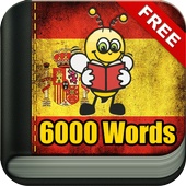 Learn Spanish Vocabulary - 6,000 Words Latest Version Download