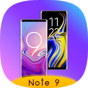 Galaxy Note 9 Launcher  in PC (Windows 7, 8 or 10)