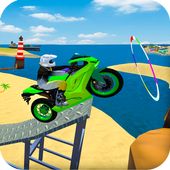 Motocross Beach Bike Racing Game  Latest Version Download