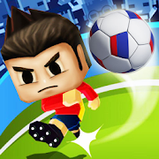Blocky Championship 2018: Mini Football Game  For PC
