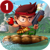 Ramboat Offline Jumping Shooter and Running Game APK 4.1.2