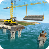 River Bridge Builds Construction: Free games  Latest Version Download