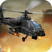 Gunship Helicopter Battle Field APK